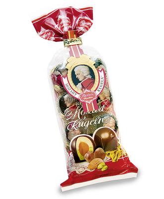 273- Mozart Kugel Pack – 8pcs Bag 160g Image