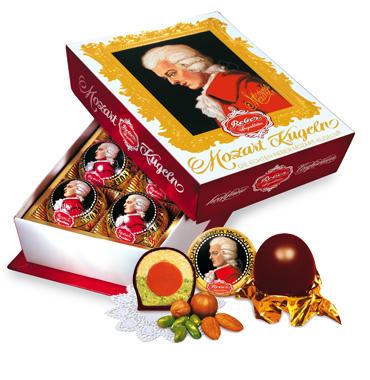 355- Mozart Kugel 120g Image