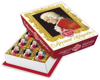 356- Mozart Kugel 240g Image