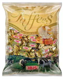 IBIS Toffee Butter 200g Image