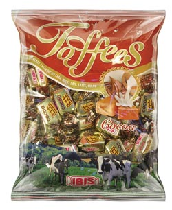 IBIS Toffee Cocoa 200g Image