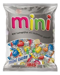 IBIS Mini Taste Candies 200g Image