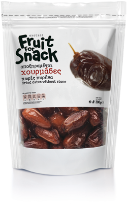 Fruit for Snack Dried Dates 200g Image