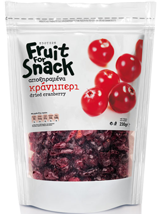 Fruit for Snack Dried Cranberries 100gr Image