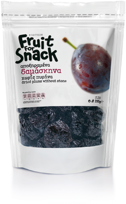 Fruit for Snack Dried Plums 200g Image