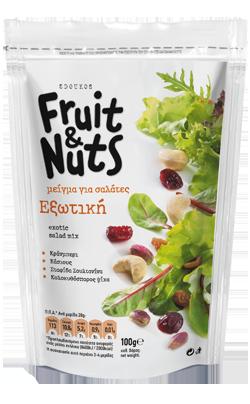 Fruit & Nuts Mix Exotic 100g Image