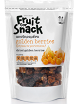 Fruit for Snack Dried Golden Berries 100gr Image
