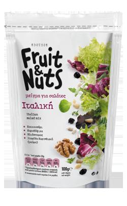 Fruit & Nuts Italian Mix 100g Image
