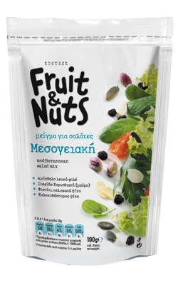 Fruit & Nuts Mix Mediterranean 100g Image