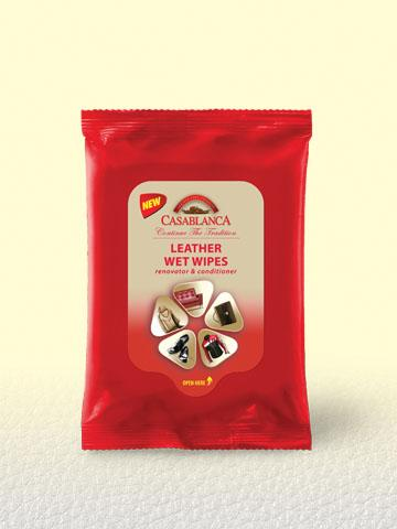 Leather Wipes 20pcs Image