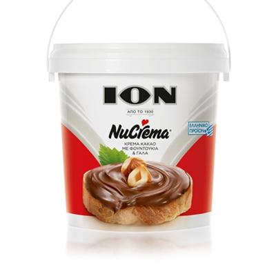 ION Nucrema 1kg Hazelnut Cocoa Image