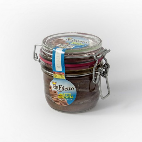 Refiletto Jar 220g with Oil Image