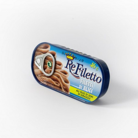 Refiletto Can 46g Image