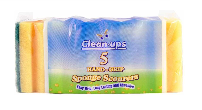Clean Ups Hand Grip Scourer Image