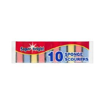 Superbright Sponge Scourer 10 Pk Image