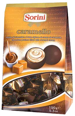 Sorinette Caramello Bag 150gr Image