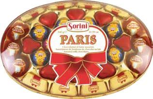 J'adore / Paris Gift Box 340gr Image