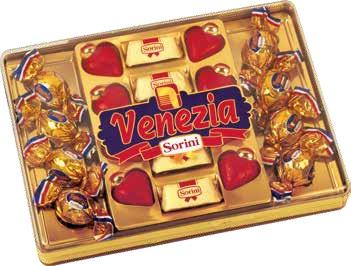Venezia Media Plastic Box 190gr Image