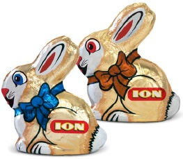 ION Easter Bunny Figure 50g Image
