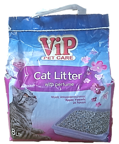 ViP Cat Litter 8L With Perfume Image